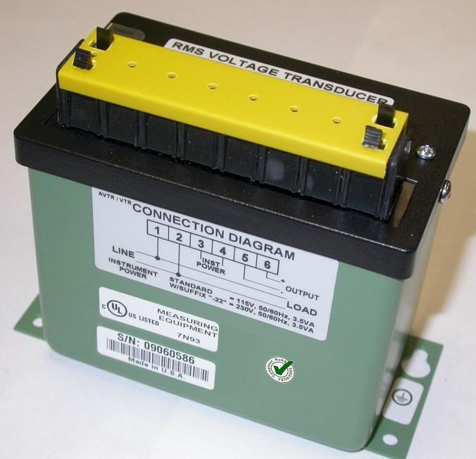 AVTR Voltage Transducer-RMS Measuring