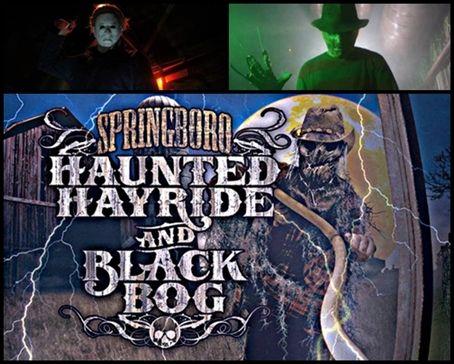 Springboro Haunted Hayride 2014 Review City Blood Ohio Kentucky