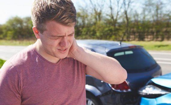 whiplash car accident