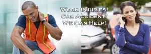 work related injuries car accident injuries Ohio Therapy Centers Cleveland Elyria Akron Canton Brooklyn Euclid