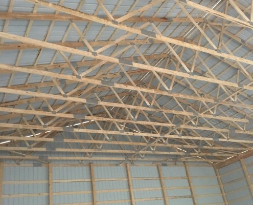 Ohio Valley Spray Foam - Pole Barns