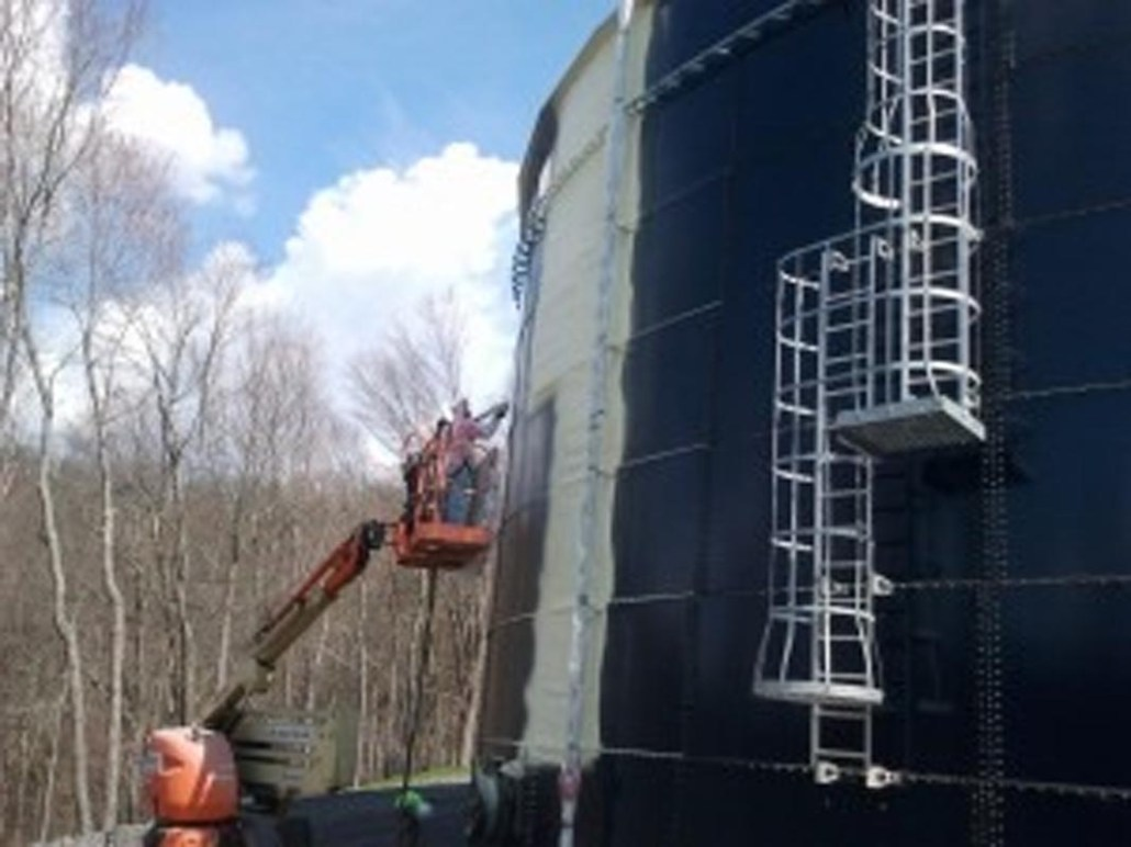 Ohio Valley Spray Foam - Spray Foam Tanks