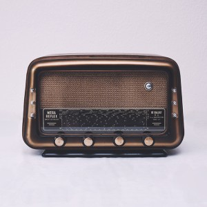 Radio TSF relookée bluetooth