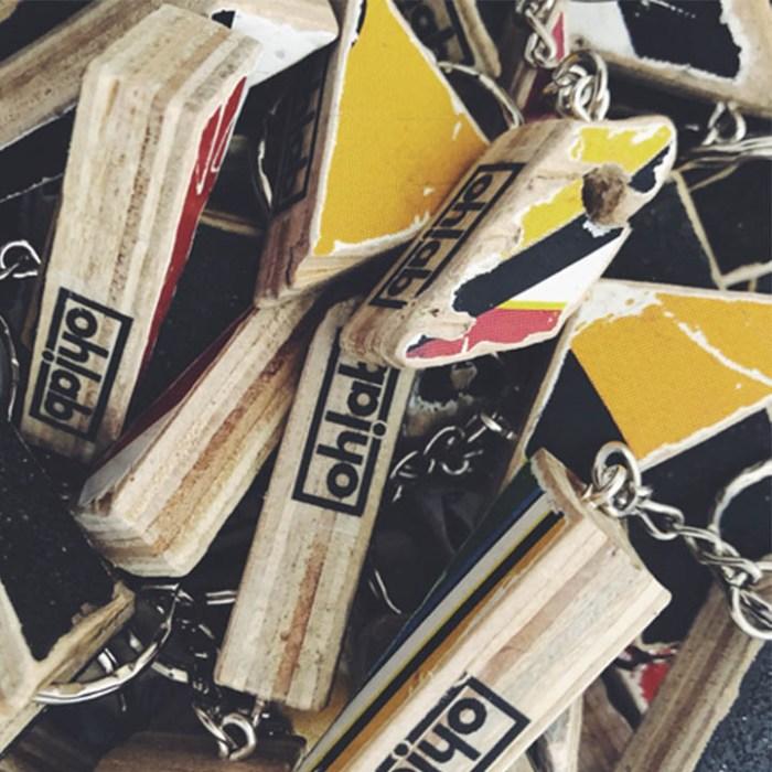 Porte clé skate