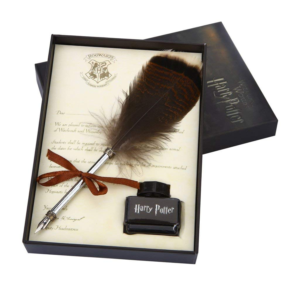 Harry Potter Writing Quill| OhLaDe.com -Harry Potter Gift Ideas For Adults