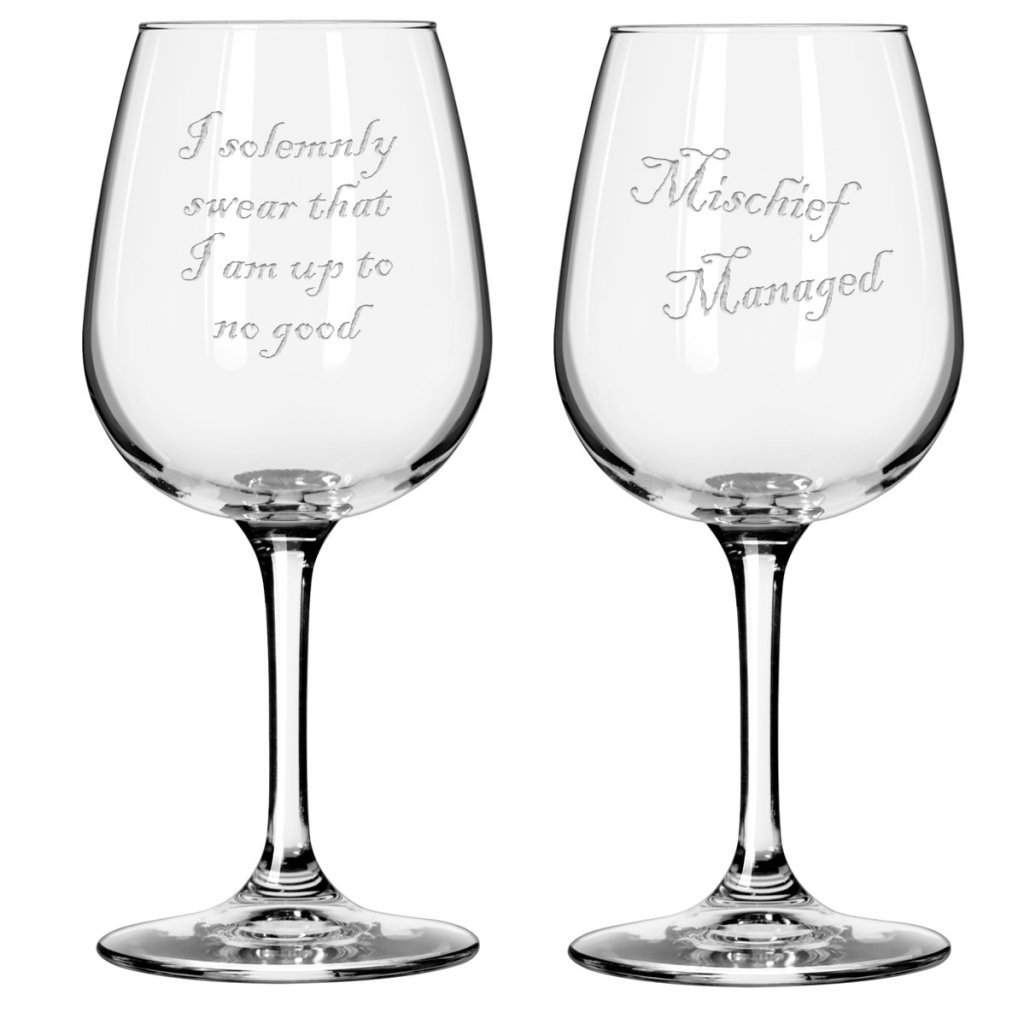 Mischief Managed| OhLaDe.com -Harry Potter Gift Ideas For Adults
