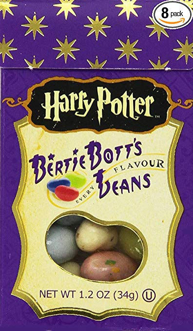 Bertie Botts| OhLaDe.com -Harry Potter Gift Ideas For Adults