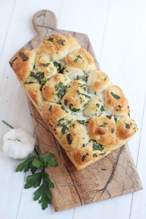 Thanksgiving Side Dish Bread