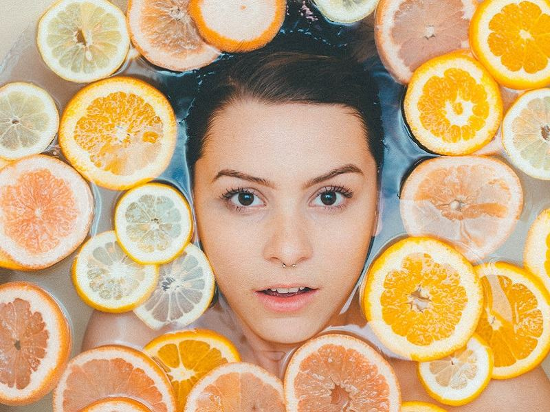 Citrus Fruit Home Remedies for Oily Skin