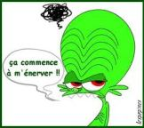 French expression, Etre Vert