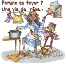 Learn French expression: Faire le ménage