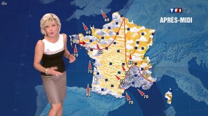 Weather forecast in French