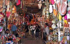 Learn French vocabulary: Souk