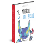 Bidule, children book bilingual