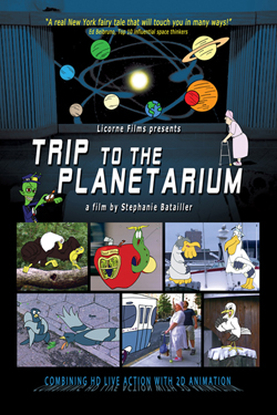 Trip to the Planetarium _ poster
