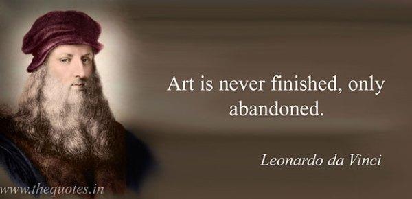 Vinci-Quotes