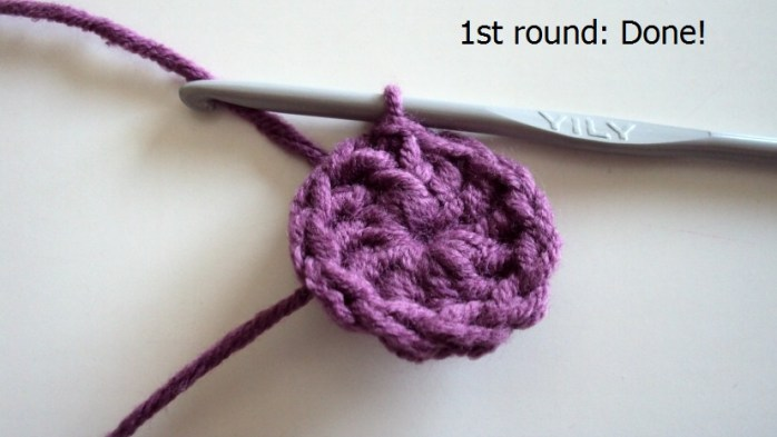 crochet playmat tutorial