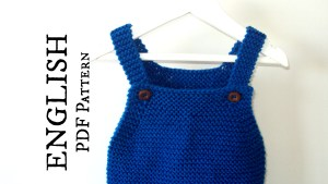 NEW Quick & Easy Baby Romper Pattern