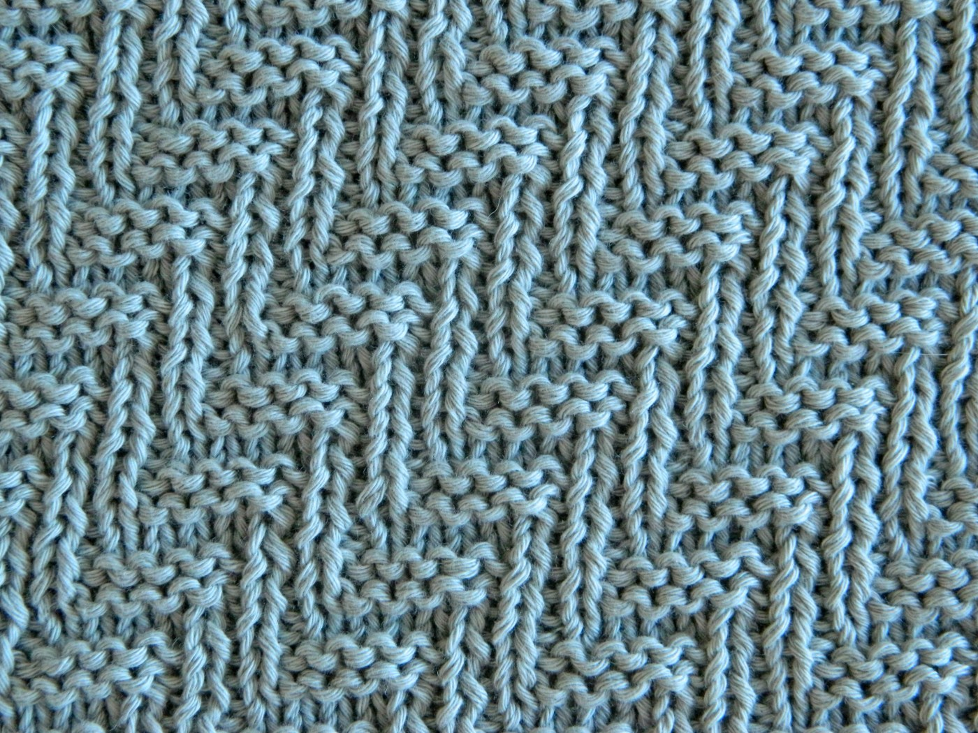 Easy dishcloth free knitting pattern knits and purls