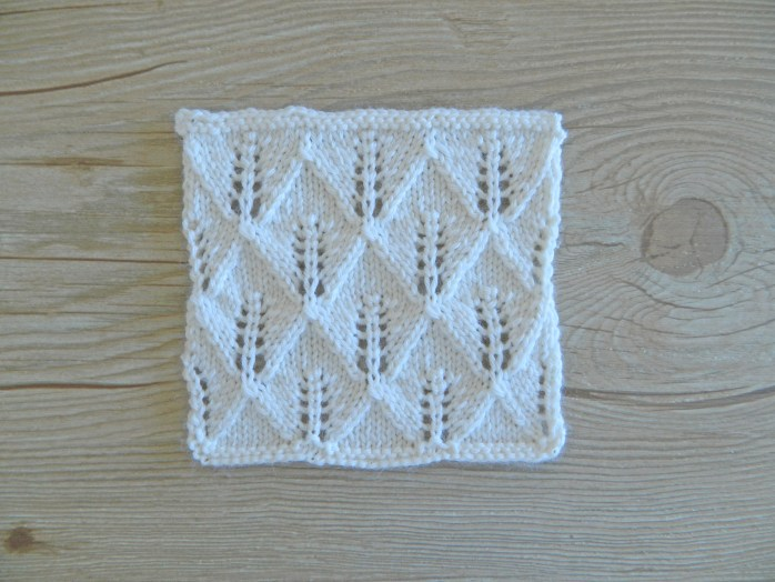 blocking knitting