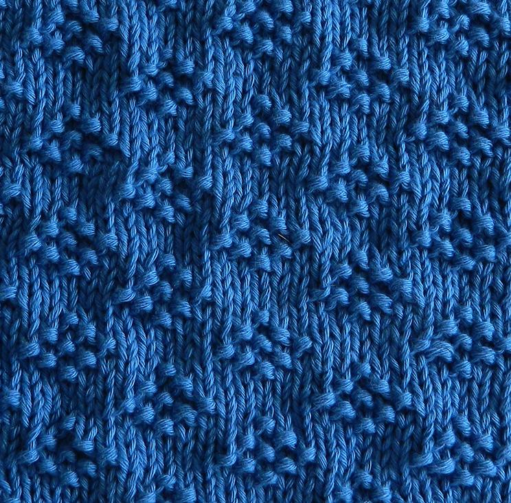 LITTLE GEMS knitting pattern LITTLE GEMS stitch pattern ohlalana