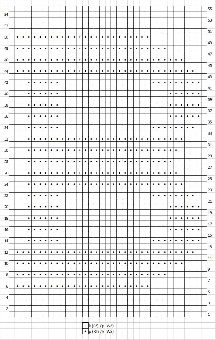 B KNITTING Pattern alphabet dishcloth pattern free dishcloth pattern ohlalana