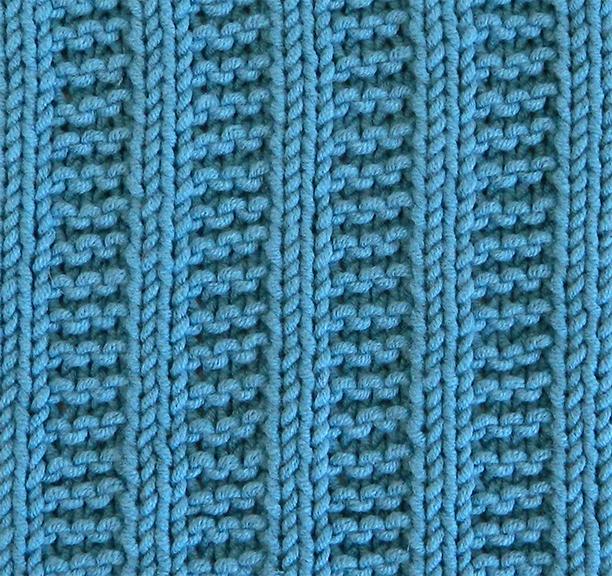 LINES stitch knitting pattern 52 SQUARE PICKUP knitted blanket LINES knitting pattern OhLaLana dishcloth free pattern