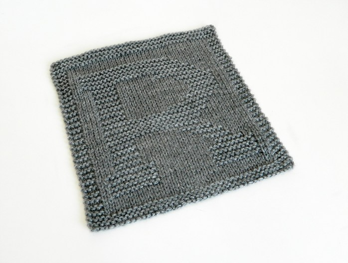 R dishcloth pattern alphabet dishcloth knitting pattern ohlalana R letter knitting pattern