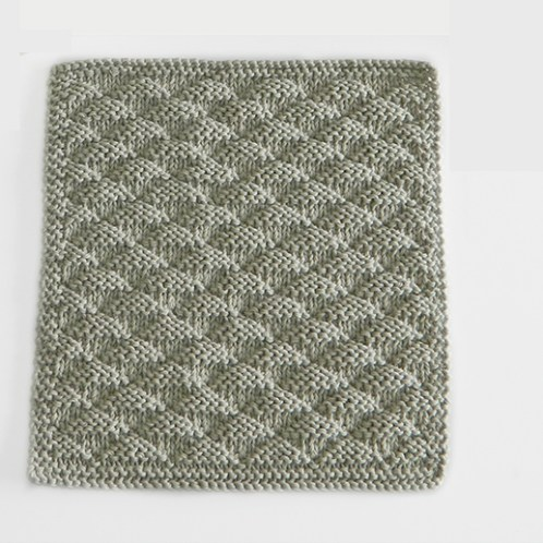 TRIANGLES dishcloth knitting pattern TRIANGLES blanket block TRIANGLES square pattern ohlalana