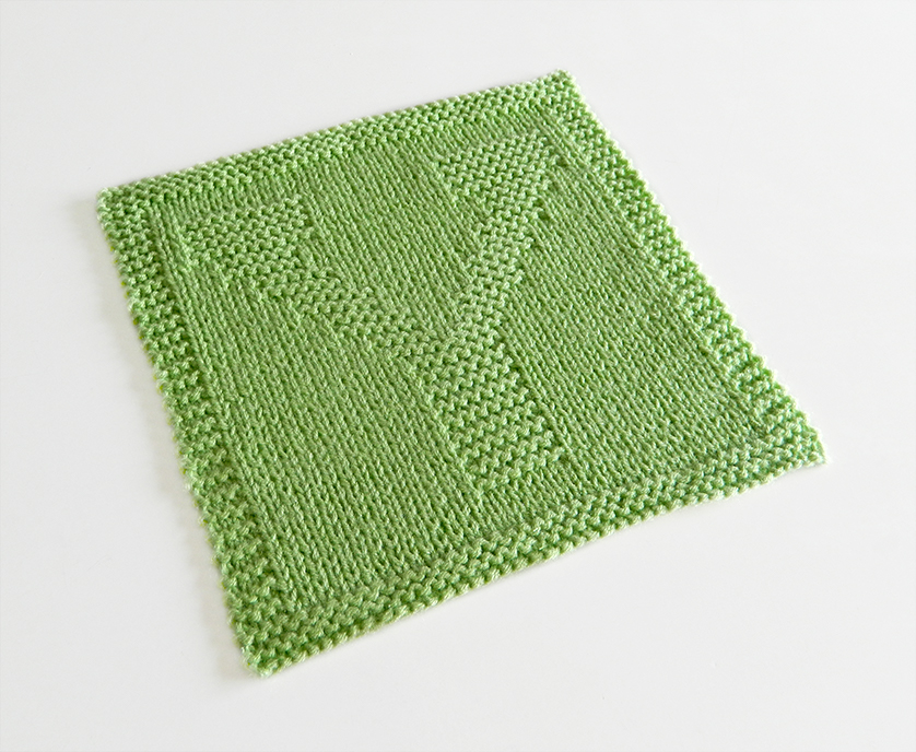 Y dishcloth pattern alphabet dishcloth knitting pattern ohlalana Y letter knitting pattern
