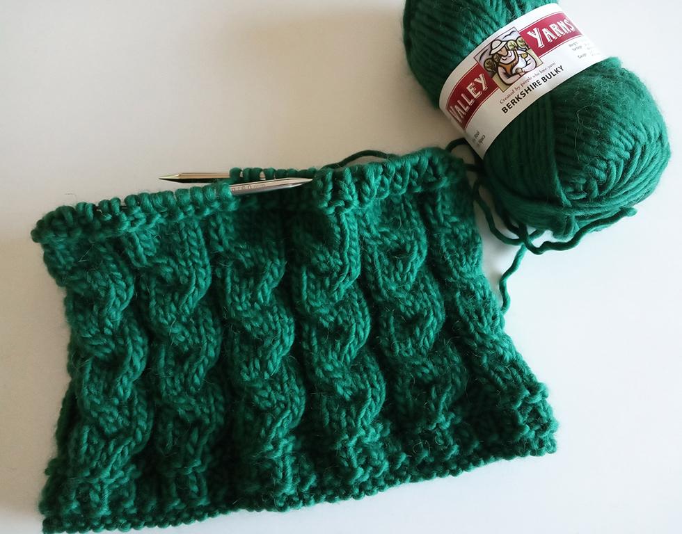 ALERCES cowl knitting pattern free cowl knitting pattern ohlalana ALERCES neckwarmer
