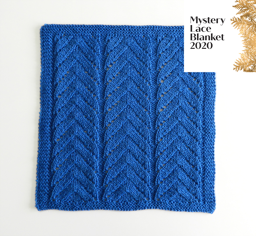 LACE N°1 pattern, lace dishcloth, lace knitting pattern, lace free pattern