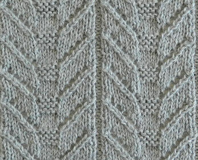 LACE N°3 pattern, lace dishcloth, lace knitting pattern, lace free pattern