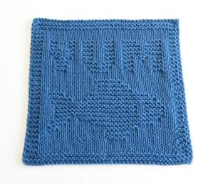 YUM FISH knitting pattern
