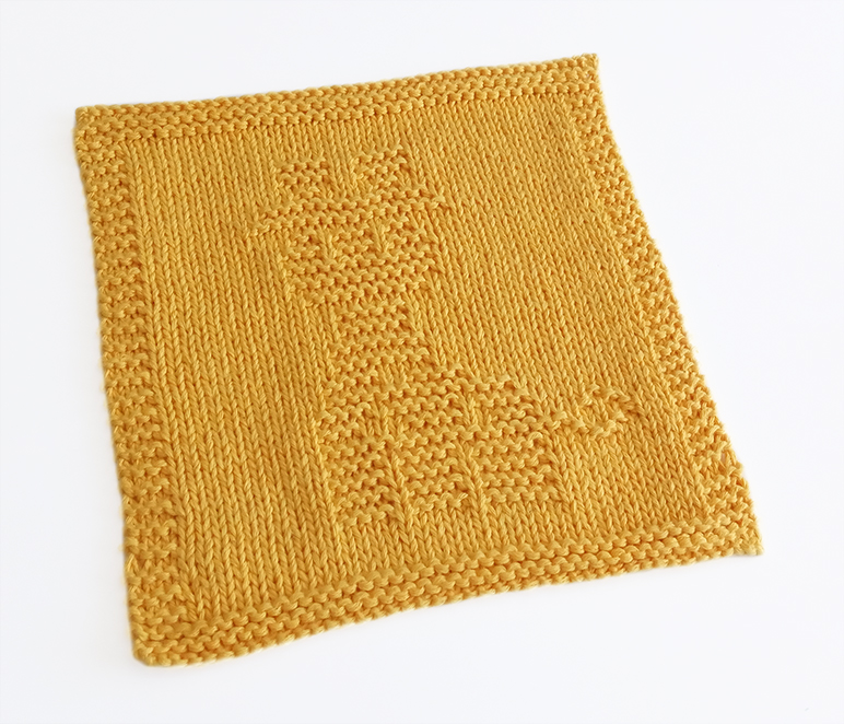 GIRAFFE knitting pattern, GIRAFFE dishcloth, GIRAFFE pattern, BEGINNER BLANKET MKAL 2020, OhLaLana dishcloth free pattern