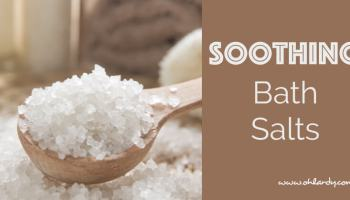20 Relaxing Bath Salt Recipes with Essential Oils - Oh Lardy