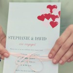 Valentine's Day inspired Engagement | Sky Stone Photography & Twinkle Twinkle Little Party