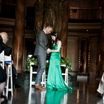 modern natural history museum wedding | jennifer roper