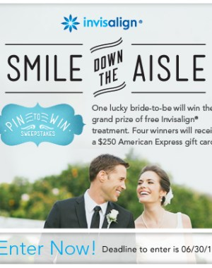 invisalign pin it to win it contest