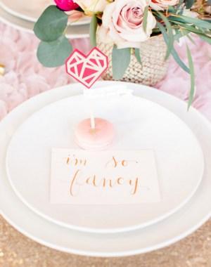 Valentine's Day Marsala Wedding Inspiration | Studio Dizon, Blissful2Be + Candy Crush Shop | Oh Lovely Day