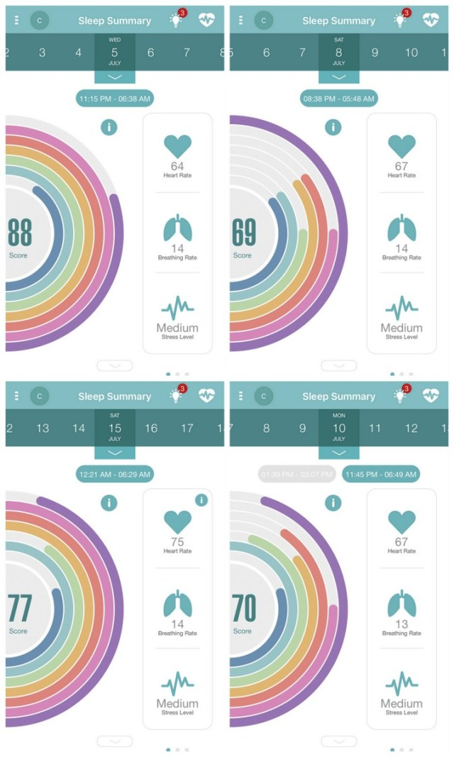 What I learned from tracking my sleep with EarlySense LIVE