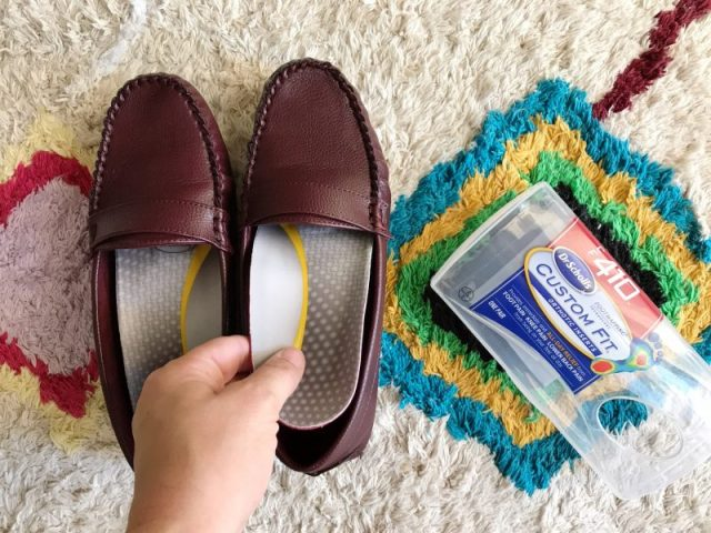 how to use dr scholls and how they help me keep up with my kids #customfitrelief #ad