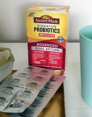 How I'm Healing My Gut With Food + Probiotics