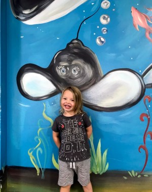 Why We Love Our Lessons at Goldfish Swim School | ohlovelyday.com