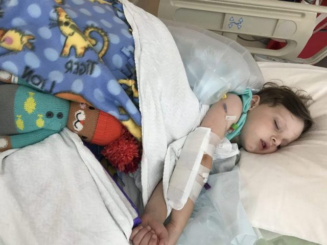 How I knew my kid's illness was serious and worthy of a visit to the emergency room and why you should always listen to your mom gut | ohlovelyday.com
