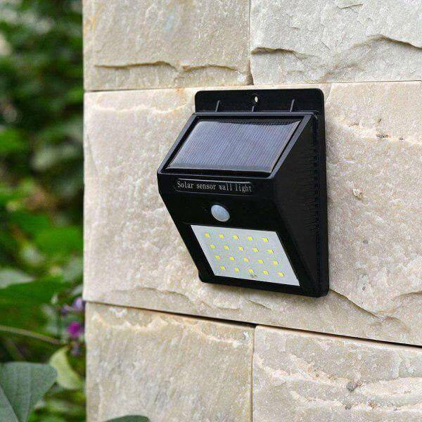 Solar Lamps Outdoor 20 LED