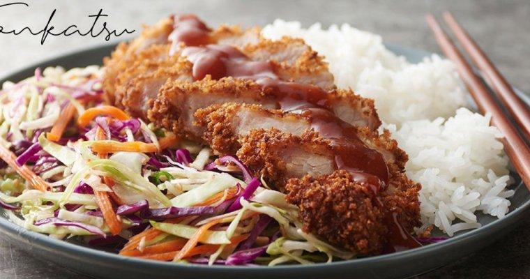 Tonkatsu (porc pané frit)