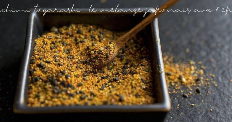Shichimi togarashi : le mélange japonais aux 7 épices