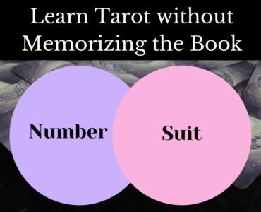 Learn Tarot without Memorizing the Book