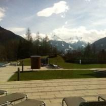 Jarní Alpy